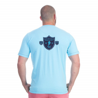 T-shirt bleu we are rugby