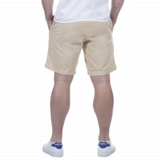 Short de rugby beige