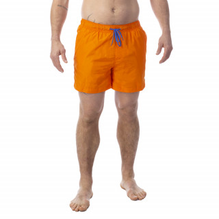Short de bain orange abricot