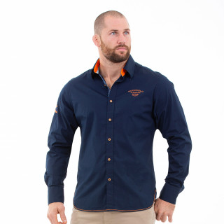 Chemise rugby flowers homme