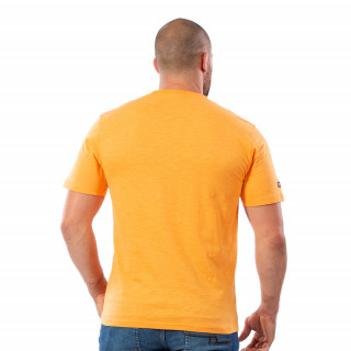 T-shirt orange maori colors