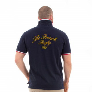 Polo homme marine French