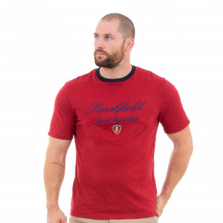 T-shirt manches courtes French Rugby club pour homme