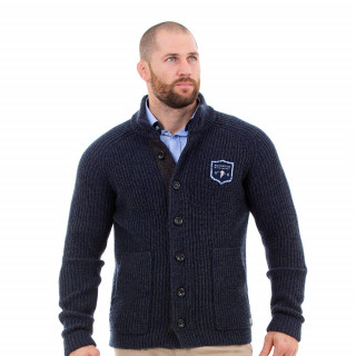 Cardigan we are rugby pour homme