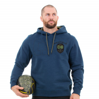 Sweat à capuche homme rugby camps