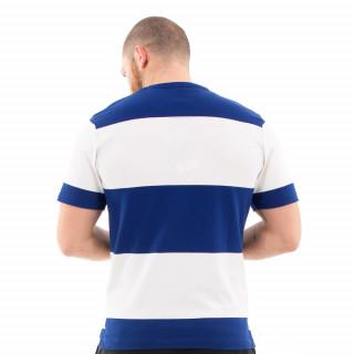 T-shirt bleu rugby héritage