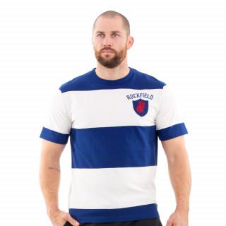 T-shirt manche courte rugby héritage pour homme