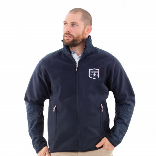 Veste polaire homme marine We are rugby