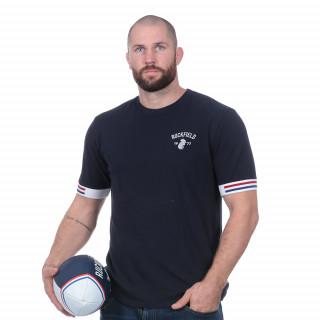Tee-shirt marine French Rugby Club