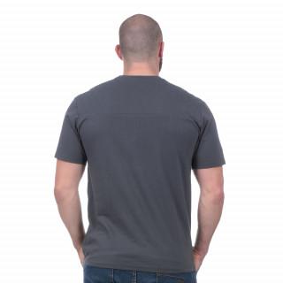 T-shirt manches courtes Héritage gris foncé
