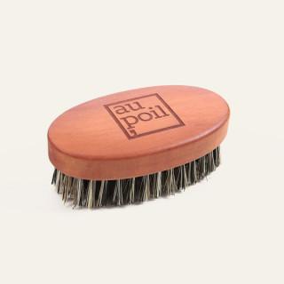 Brosse à barbe AU POIL fabrication Française