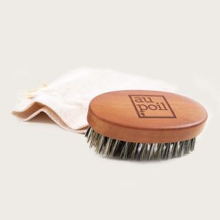 Brosse à barbe grand format AU POIL
