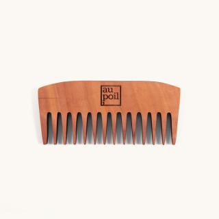 Peigne à barbe en bois AU POIL