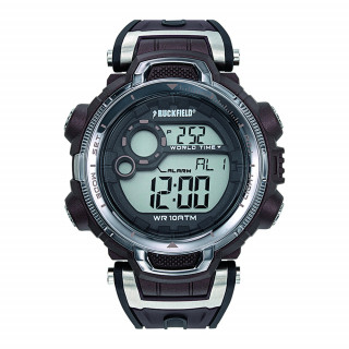 Montre sport digital Ruckfield marron