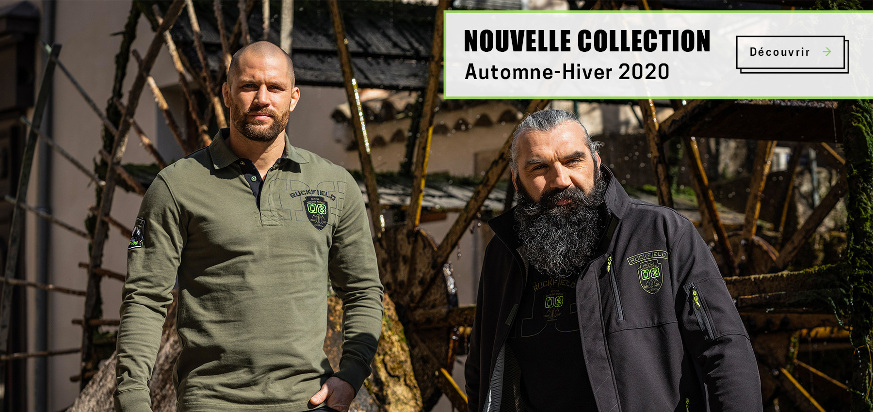 Nouvelle Collection Ruckfield