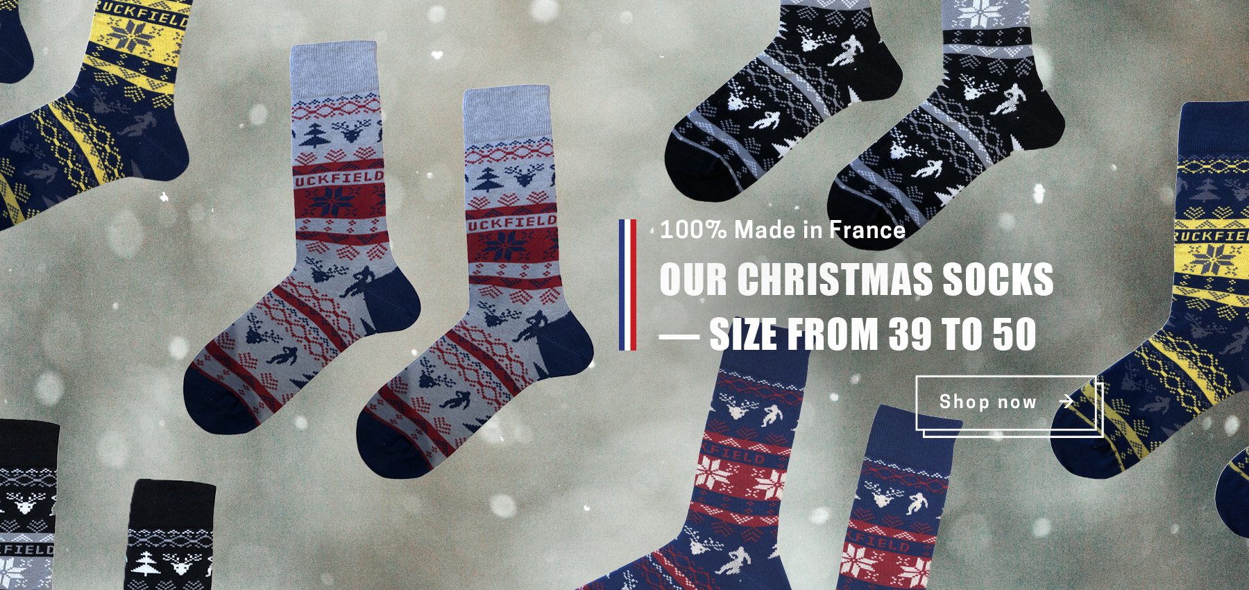 Socks Made in France !