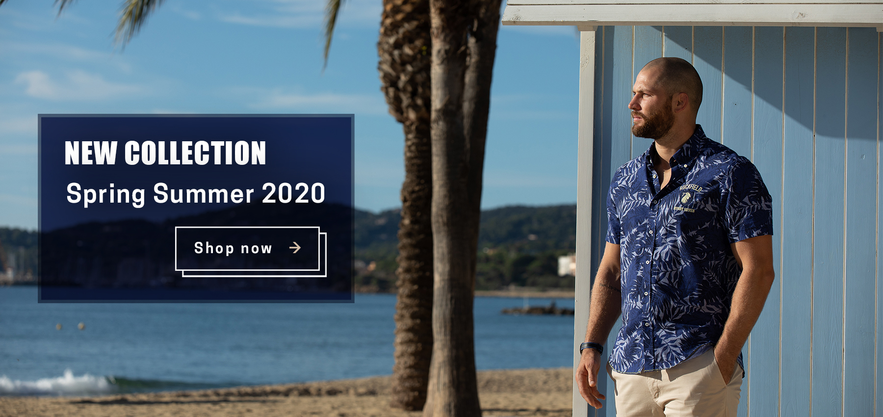 New collection Ruckfield spring summer 2020