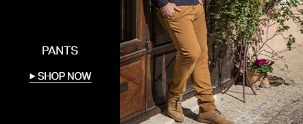 Outlet pantalons homme