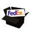 Shipping by Fedex